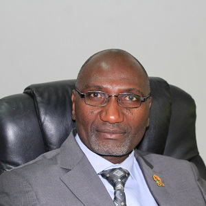 Photo of Dr Edward Lusambo