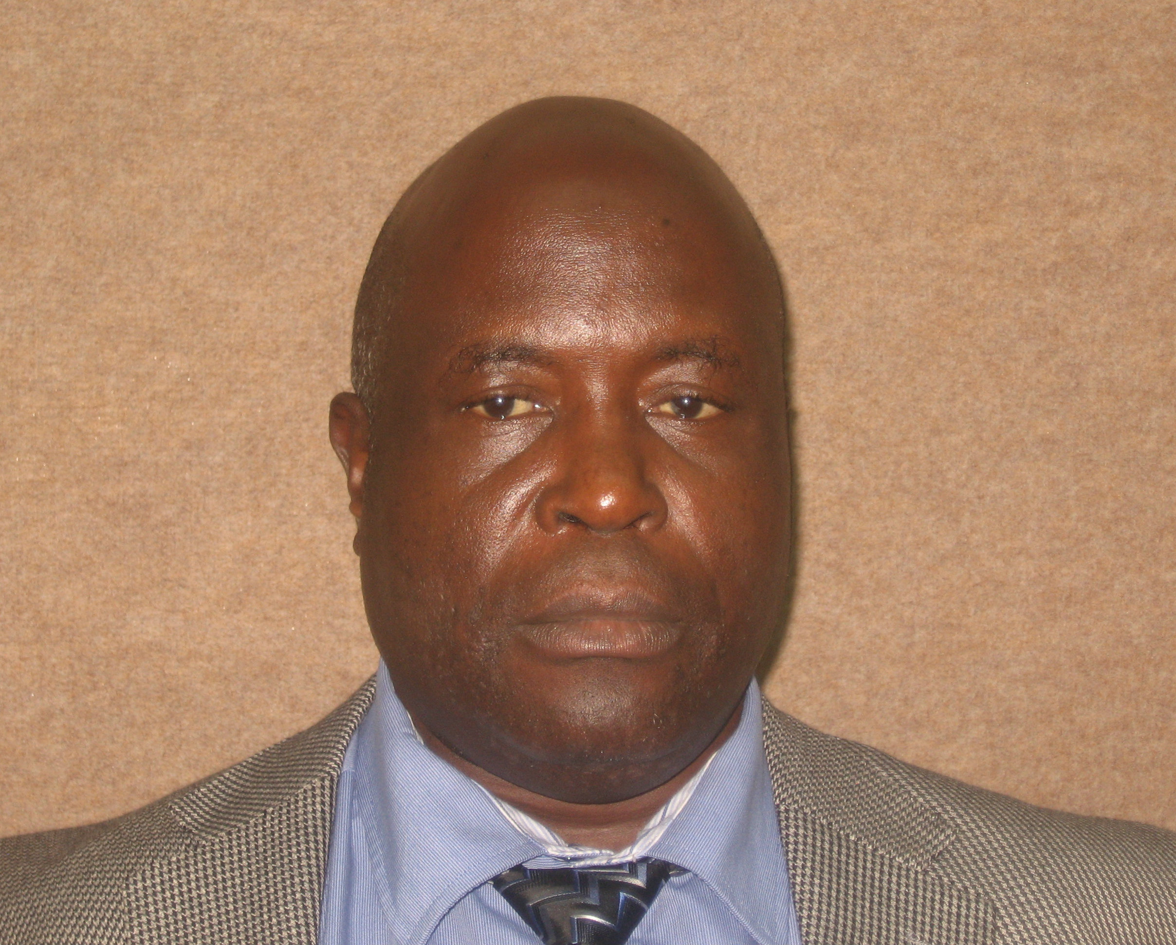 Photo of Dr Mweene