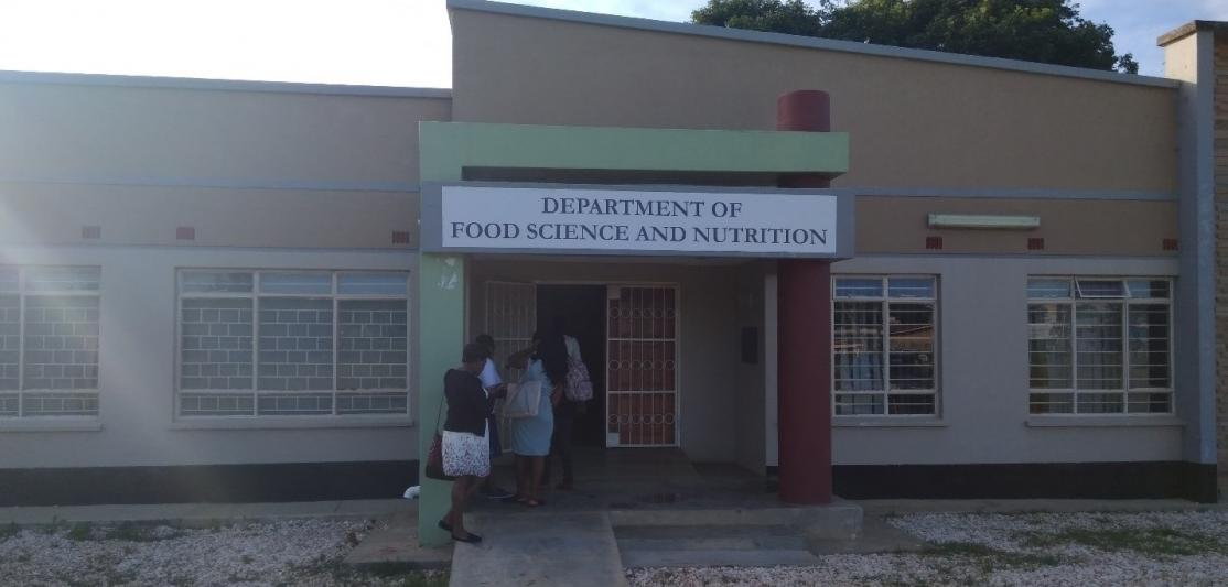 Department of Food Science and Nutrition | University of Zambia