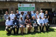 ISAB Meeting in Livingstone, Zambia